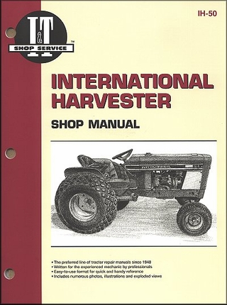 international harvester tractor repair manual cub 154 lo boy 184 185 farmall cub 33 international harvester repair manual by clymer cub lowboy 154 wiring diagram at reclaimingppi.co