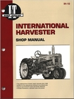 International Harvester Tractor Repair Manual Models 300, 350, 400, W400, 450, etc.