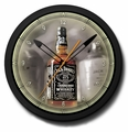 Jack Daniel's Neon Clock: High Quality, 20 Inches