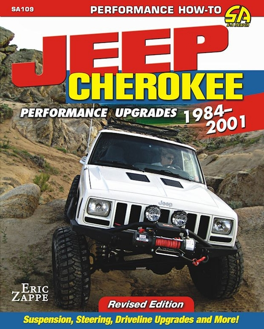 Jeep Cherokee Performance Upgrades: 1984-2001