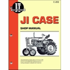 JI Case Repair Manual 500, 600, 900B, 730, 830, 930, 1030, 430, 440, 470, 530, 540, 570, 630, 640