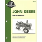 John Deere Tractor Repair Manual 1020, 1520, 1530, 2020, 2030