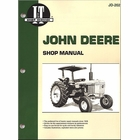 John Deere Tractor Repair Manual 2040, 2510, 2520, 2240, 2440, 2630, 2640, 4040, 4240, 4440, 4640, 4840