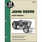 John Deere Tractor Repair Manual Model 1010, 2010