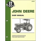 John Deere Tractor Repair Manual Models 2750, 2755, 2855, 2955