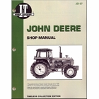 John Deere Tractor Repair Manual Series 4050, 4250, 4450, 4650, 4850