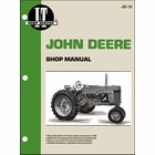 John Deere Tractor Repair Manual Series 50, 60, 70 (non-Diesel)