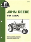 John Deere Tractor Repair Manual Series A, B, G, H - Models D, M, MT