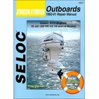 Johnson Evinrude Outboard 65 Jet-300 HP V Engines Repair Manual 1992-2001