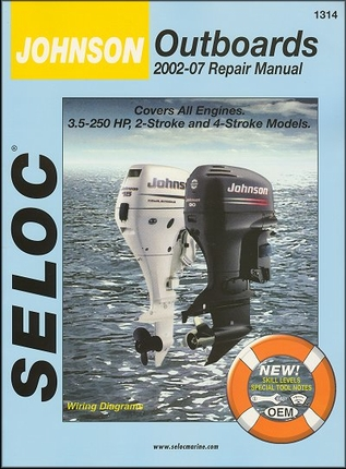 johnson outboard repair manual 3 5 250 hp 2 4 stroke. Black Bedroom Furniture Sets. Home Design Ideas