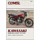 Kawasaki KZ500, KZ550, ZX550 Repair Manual 1979-1985