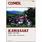 Kawasaki KZ650 Repair Manual 1977-1983