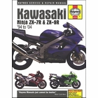 Kawasaki Ninja ZX-7R, ZX-9R Repair Shop Manual 1994-2004