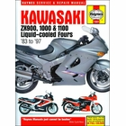 Kawasaki Ninja ZX900, ZX1000, ZX1100 Repair Manual 1983-1997