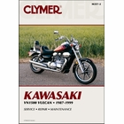 Kawasaki Vulcan 1500 Repair Manual 1987-1999