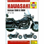 Kawasaki Vulcan 1500, Vulcan 1600 Repair Manual 1987-2008