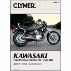 Kawasaki Vulcan 700, Vulcan 750 Repair Manual 1985-2006