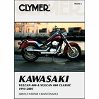 Kawasaki Vulcan 800 Repair Manual 1995-2005