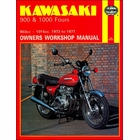 Kawasaki Z1, KZ900, Z900, KZ1000, Z1000 Repair Manual 1973-1977