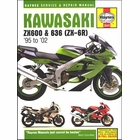 Kawasaki ZX600, 636 (ZX-6R) Repair Manual 1995-2002