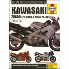 Kawasaki ZX600, ZZR600, Ninja ZX6 Repair Manual 1990-2006