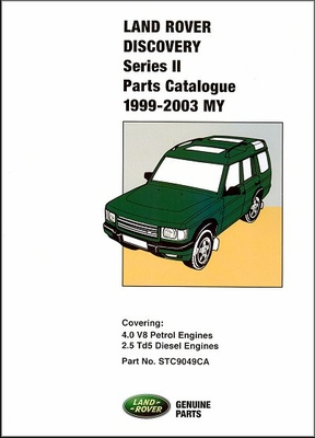 2003 land rover discovery 2 owners manual