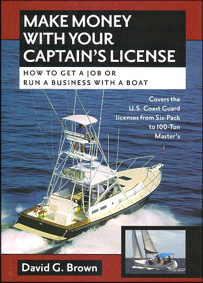 Make Money With Your Captain 39 S License Run A Business