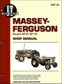 Massey-Ferguson Repair Manual MF25, MF130