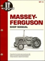 Massey-Ferguson Repair Manual TO35, MF35, MH50, MHF202, MF50, MF202, MF204, F40