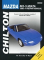 Mazda MX-5 Miata Repair Manual: 1990-2014