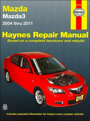Mazda Repair Manuals Haynes Chilton The Motor Bookstore - Mazda car repair