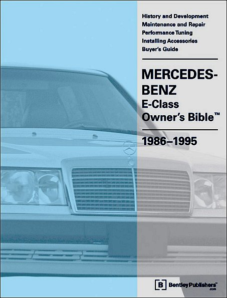 mercedes benz w124 maintenance manual