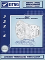 Mercedes, Jaguar, Daimler/Chrysler Transmission Repair Manual: 1996-2016