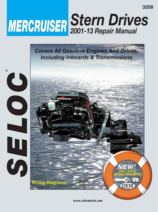 mercruiser stern drive repair manual 2001 2013 rh themotorbookstore com 2007 mercruiser 350 mag mpi service manual pdf Mercruiser 350 Thermostat Check Valves