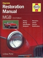 MGB Restoration Manual 1962-1981