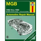 MGB Roadster, GT Coupe 1.8 Liter Repair Manual 1962-1980