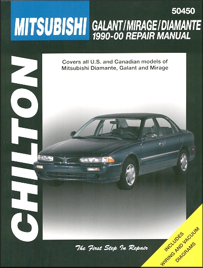 1999 mitsubishi galant body repair manual