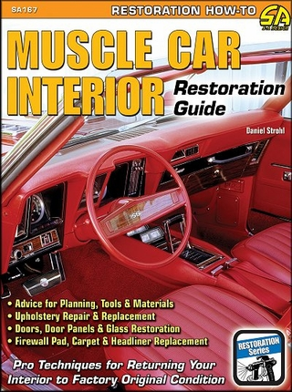 muscle car interior restoration guide upholstery repair strohl. Black Bedroom Furniture Sets. Home Design Ideas
