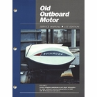 Old Outboard Motor Service Manual Vol. 2 30 HP and Above