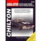 Olds Cutlass Repair Manual 1970-1987