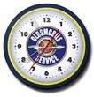 Oldsmobile Service Neon Clock, High Quality, 20 Inch