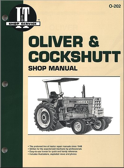 oliver 1750 wiring diagram wiring diagram Oliver 1800 Propane oliver \\u0026 cockshutt repair manual 1550, 1555, 1600, 1650,