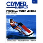 Personal Water Vehicle Service Manual 1980-1988