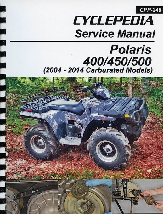 polaris sportsman 500 service manual free