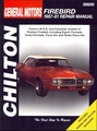 Pontiac Firebird, Esprit, Formula, Trans Am Repair Manual 1967-1981