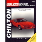 Pontiac Firebird Repair Manual 1982-1992