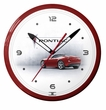 Pontiac Solstice Neon Clock (Red), 20 Inch, High Quality