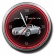 Pontiac Solstice Neon Clock (Silver), 20 Inch, High Quality