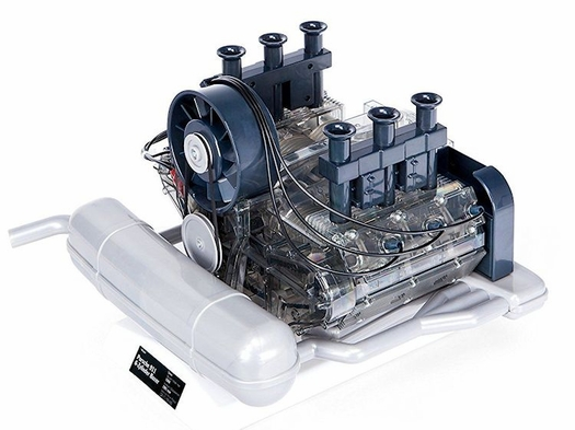 Porsche 911 Boxer Engine Model by Haynes