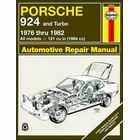 Porsche 924, 924 Turbo 2.0L Repair Manual 1976-1982